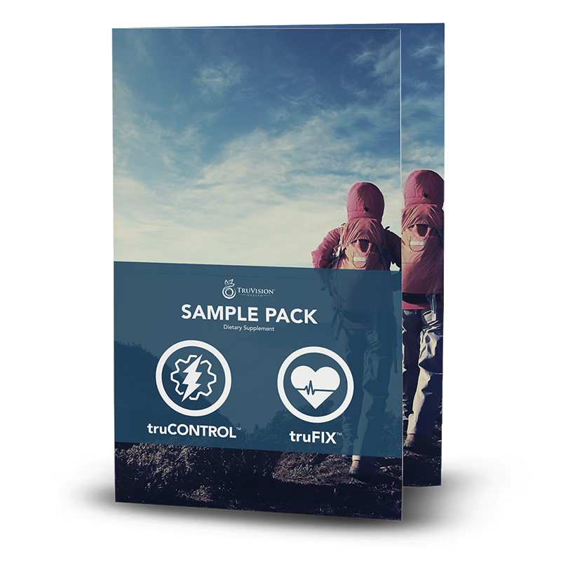 tru sample pack 2 week