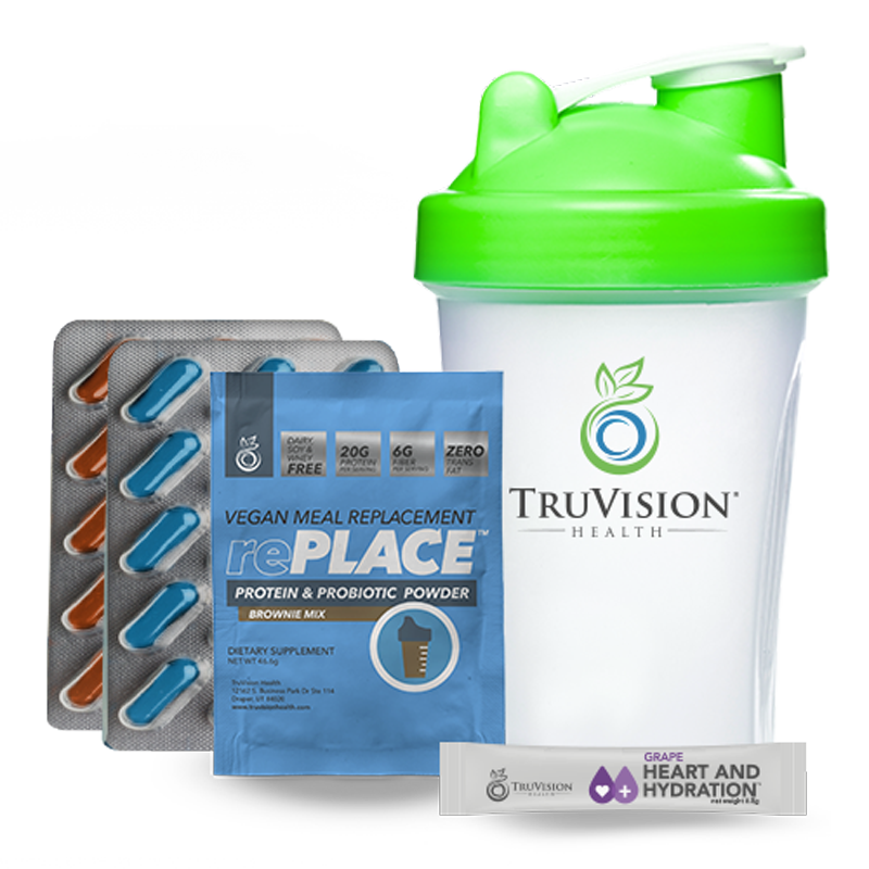 truvision trial kit pack